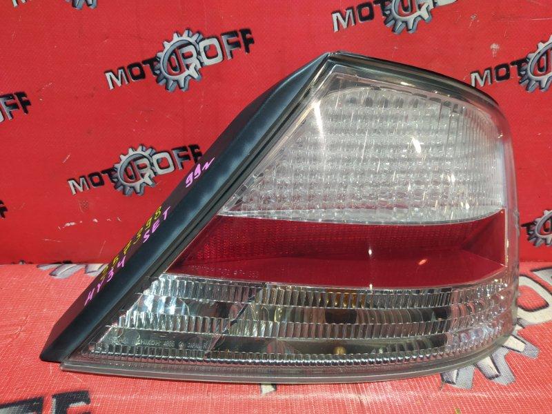 Фонарь (стоп-сигнал) Nissan Gloria HY34 VQ30DD 1999 задний правый (б/у)