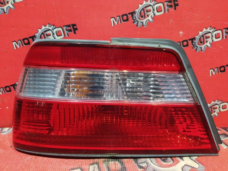 Фонарь (стоп-сигнал) Nissan Bluebird QU14 QG18DE 1996 задний левый (б/у)