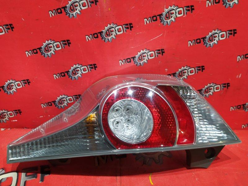 Фонарь (стоп-сигнал) Toyota Aqua NHP10 1NZ-FXE 2011 задний правый (б/у)