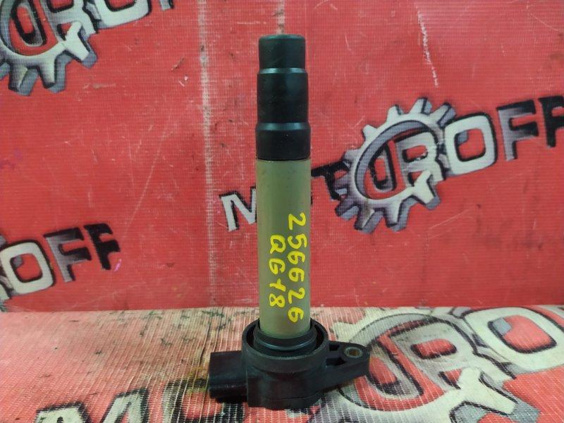 Катушка зажигания Nissan Bluebird QU14 QG18DE 1996 (б/у)