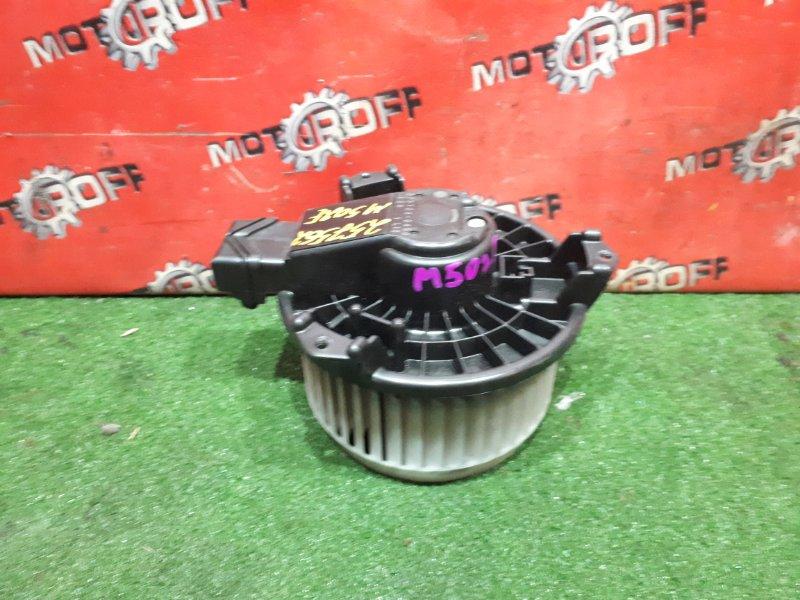 Вентилятор (мотор отопителя) Toyota Passo Sette M502E 3SZ-VE 2008 (б/у)