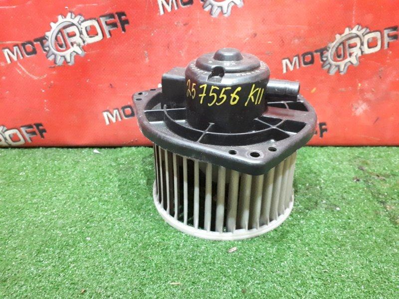 Вентилятор (мотор отопителя) Nissan March K11 CG10DE 1992 (б/у)