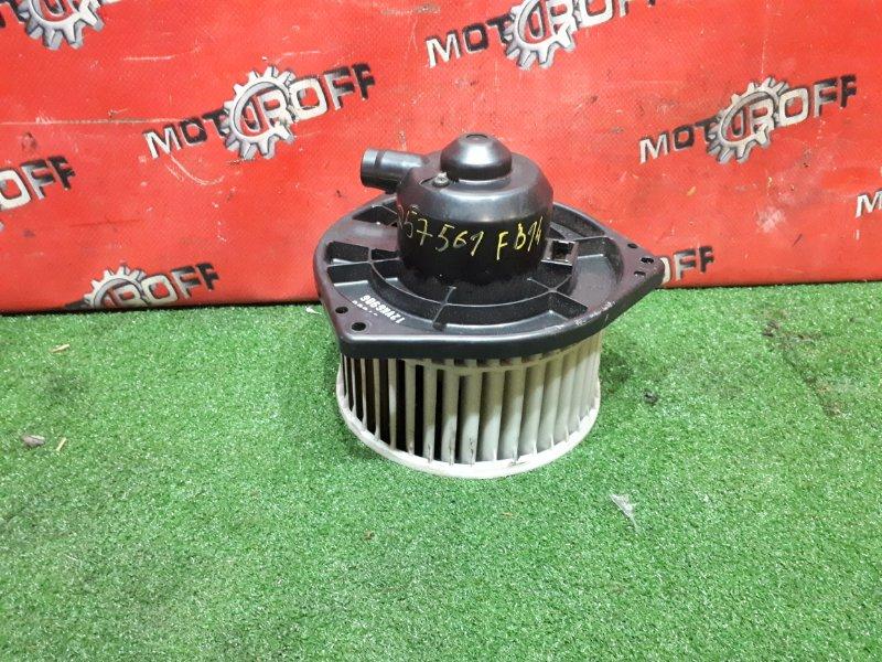 Вентилятор (мотор отопителя) Nissan Sunny FB14 GA15DE 1993 (б/у)