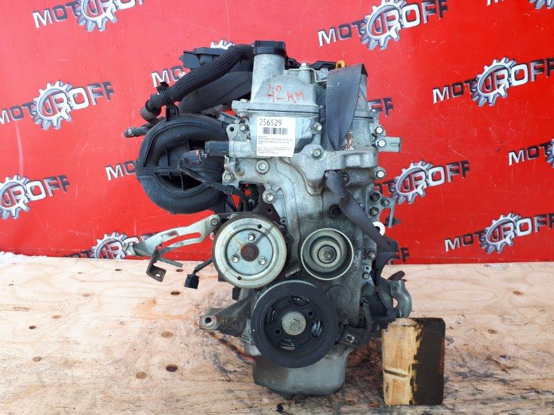 Двигатель Toyota Passo Sette M502E 3SZ-VE 2008 (б/у)