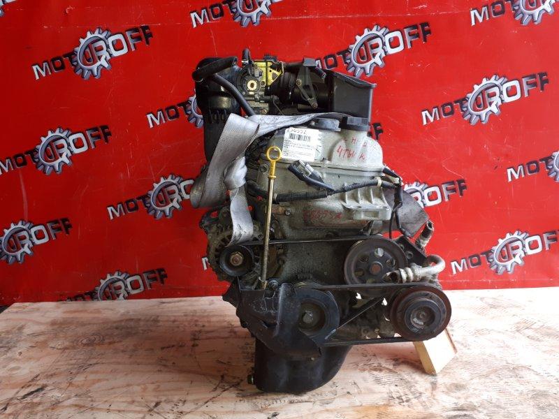 Двигатель Suzuki Alto HA23S K6A 2000 (б/у)