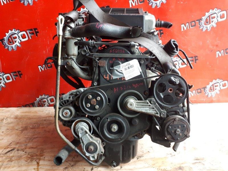 Двигатель Mitsubishi Pajero Mini H58A 4A30-T 1998 (б/у)