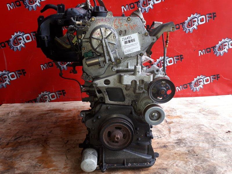 Двигатель Nissan Serena TC24 QR20DE 1999 (б/у)