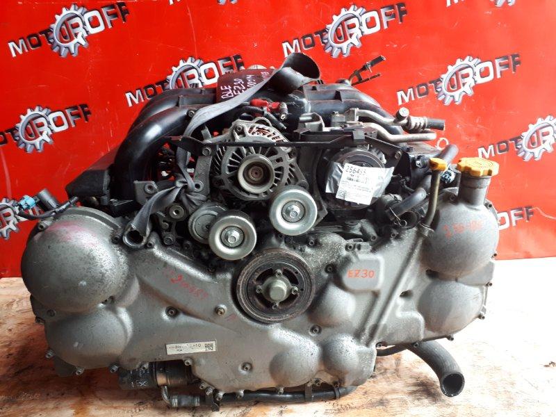 Двигатель Subaru Legacy BPE EZ30 2003 (б/у)