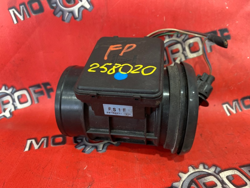 Расходомер (датчик расхода воздуха) Mazda Premacy CP8W FP 1999 (б/у)