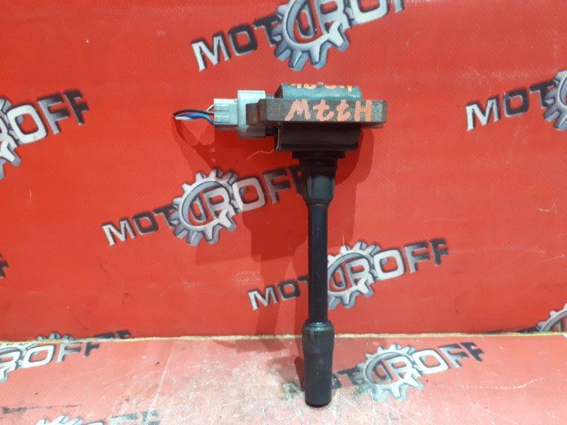 Катушка зажигания Mitsubishi Pajero Io H77W 4G94 1998 (б/у)