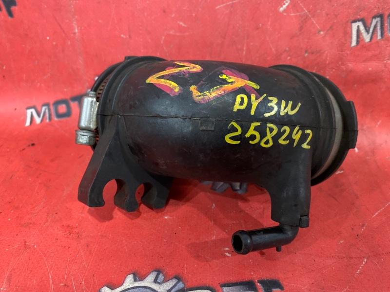 Патрубок воздушного фильтра Mazda Demio DY3W ZJ-VE 2002 (б/у)