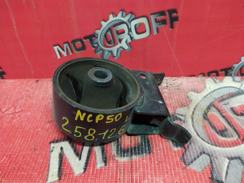 Подушка двигателя Toyota Probox NCP50V 2NZ-FE 2002 левая (б/у)