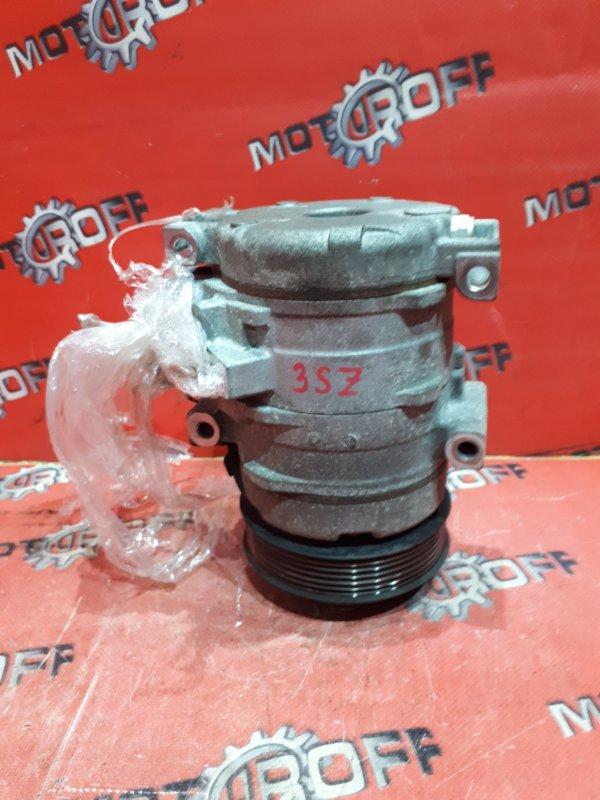 Компрессор кондиционера Toyota Passo Sette M502E 3SZ-VE 2008 (б/у)