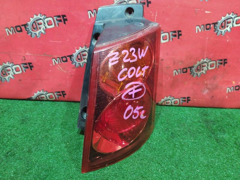 Фонарь (стоп-сигнал) Mitsubishi Colt Plus Z23W 4G15 2002 задний правый (б/у)