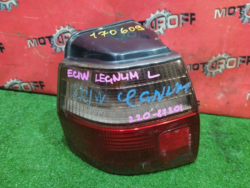 Фонарь (стоп-сигнал) Mitsubishi Legnum EC1W 4G15 1996 задний левый (б/у)