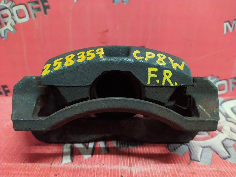 Суппорт Mazda Premacy CP8W FP-DE 1999 передний правый (б/у)