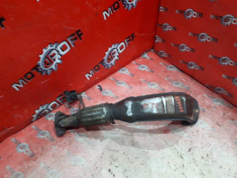 Приемная труба глушителя Honda Odyssey RA6 F23A 1999 (б/у)