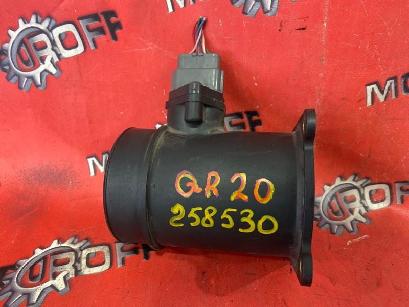 Расходомер (датчик расхода воздуха) Nissan Serena TC24 QR20DE 2001 (б/у)