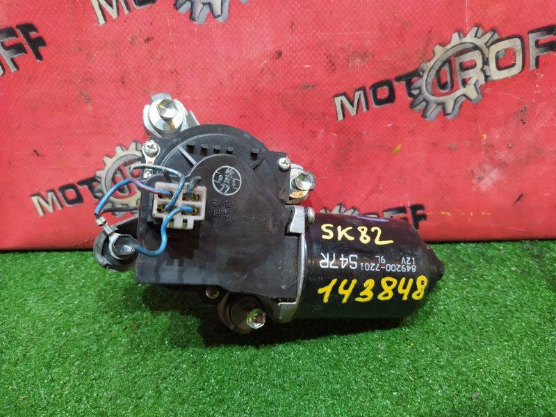 Привод (мотор) стеклоочистителей Mazda Bongo SK22M F8 передний (б/у)