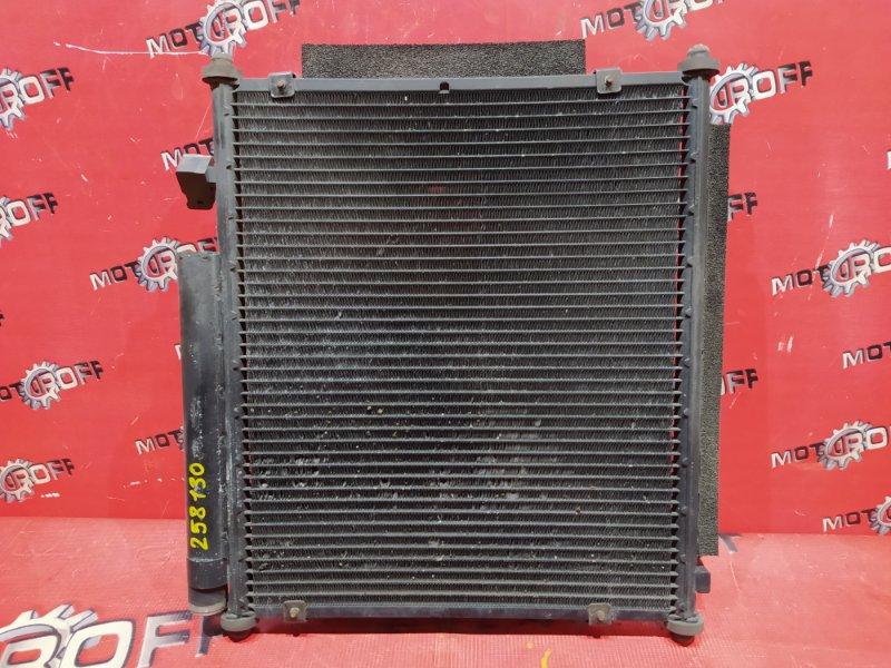 Радиатор кондиционера Honda Fit GD1 L13A 2001 (б/у)