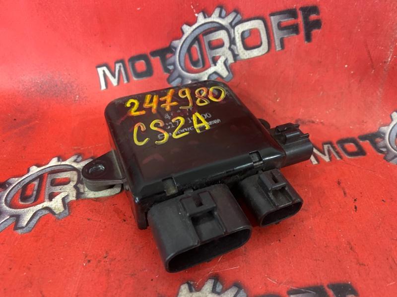 Блок управления вентилятором охлаждения Mitsubishi Lancer CS2A 4G15 2003 (б/у)