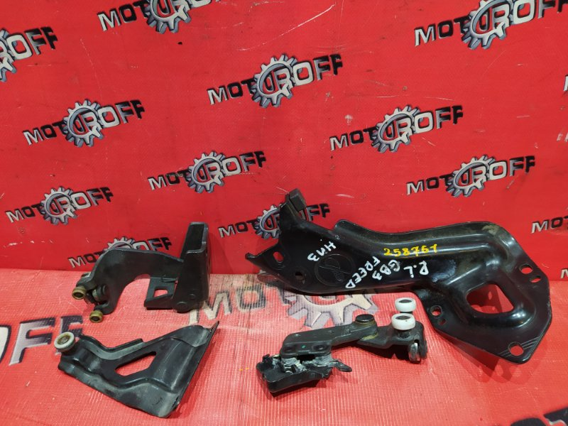 Ролик двери Honda Freed GB3 L15A 2008 задний левый (б/у)