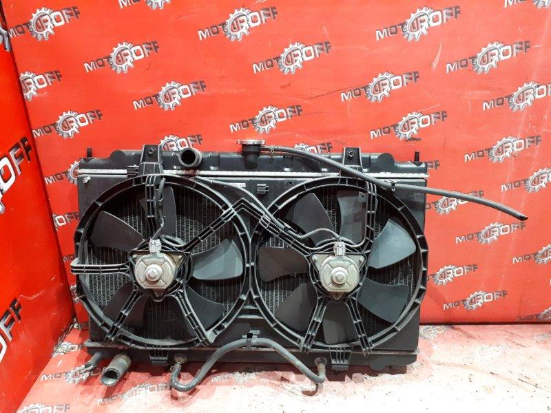 Радиатор двигателя Nissan Bluebird Sylphy QG10 QG18DE 2000 (б/у)