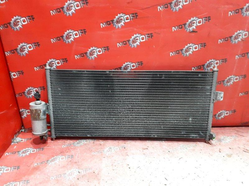 Радиатор кондиционера Nissan Bluebird Sylphy QG10 QG18DE 2000 (б/у)