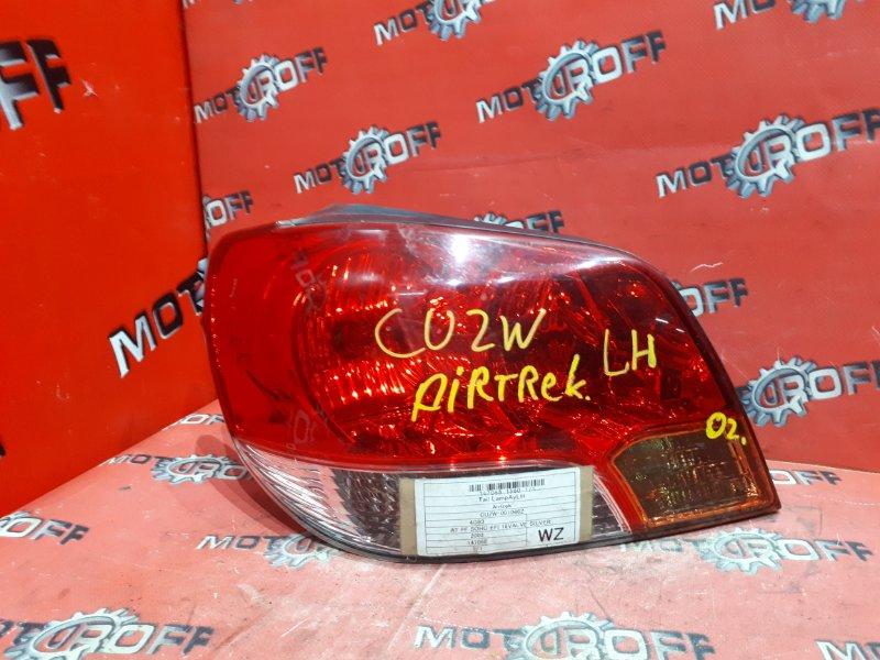 Фонарь (стоп-сигнал) Mitsubishi Airtrek CU2W 4G63 2001 задний левый (б/у)