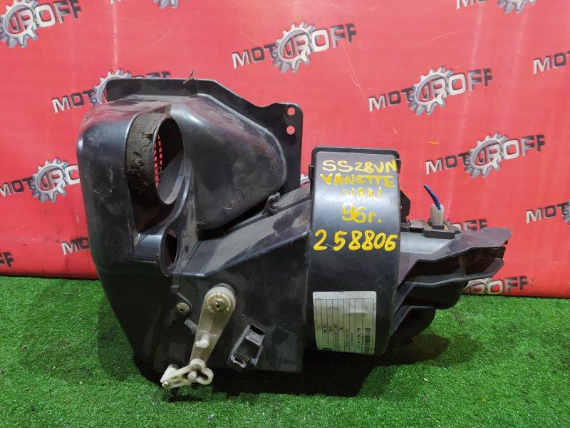 Вентилятор (мотор отопителя) Mazda Bongo SS28V R2 1990 (б/у)