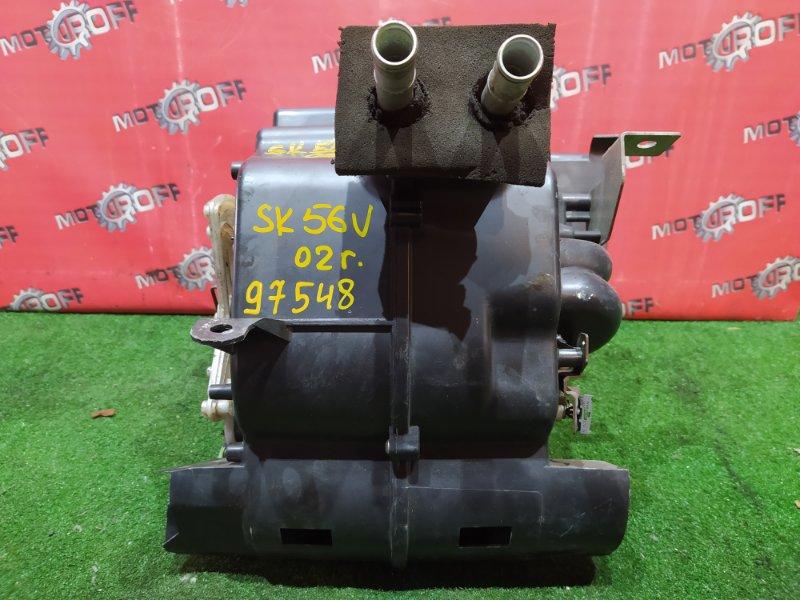 Корпус радиатора отопителя Mazda Bongo SK56V WL 1991 (б/у)