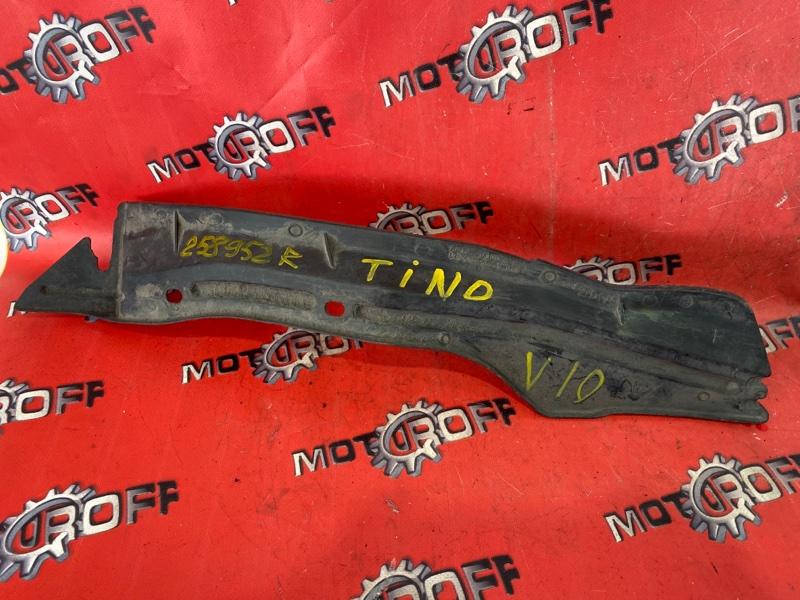 Подкрылок Nissan Tino V10 QG18DE 1998 задний правый (б/у)