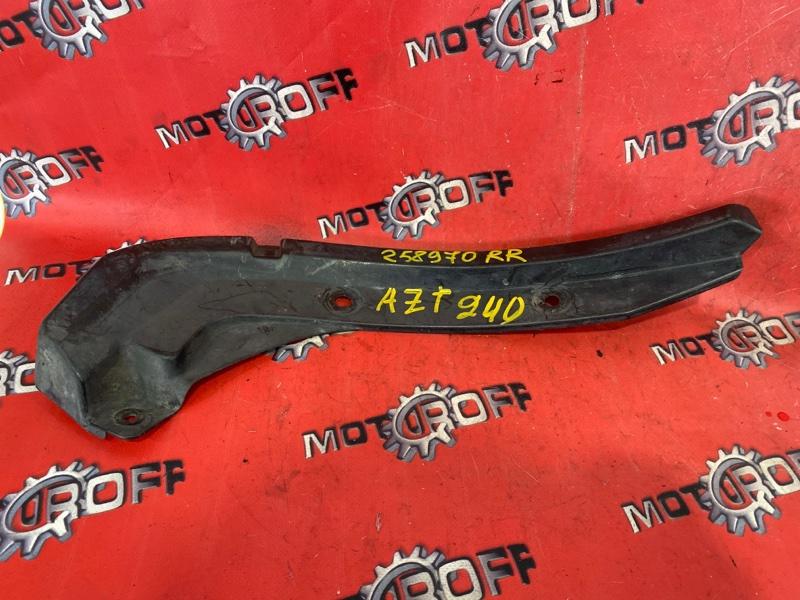 Подкрылок Toyota Allion ZZT240 1ZZ-FE 2001 задний правый (б/у)