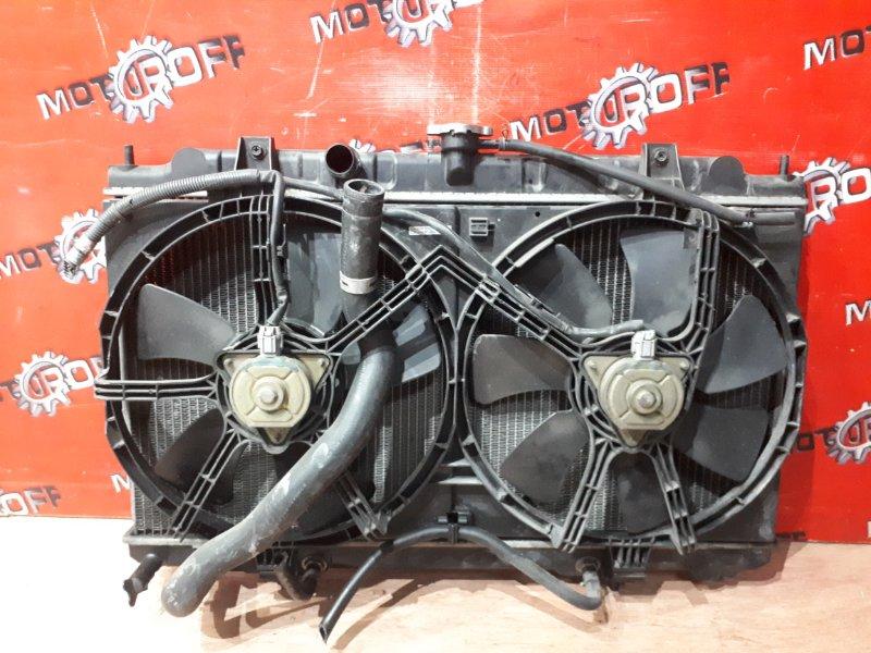 Радиатор двигателя Nissan Wingroad WFY11 QG15DE 1999 (б/у)