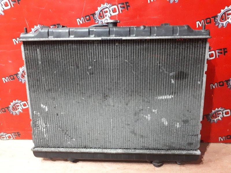 Радиатор двигателя Nissan Serena PNC24 SR20DE 1999 (б/у)
