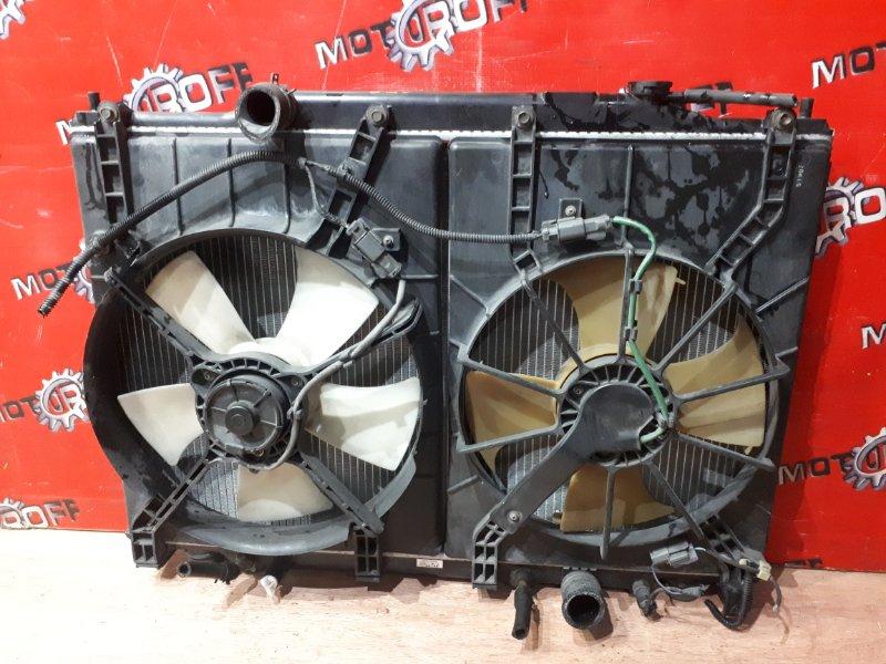 Радиатор двигателя Honda Stepwgn RF7 K24A 2001 (б/у)