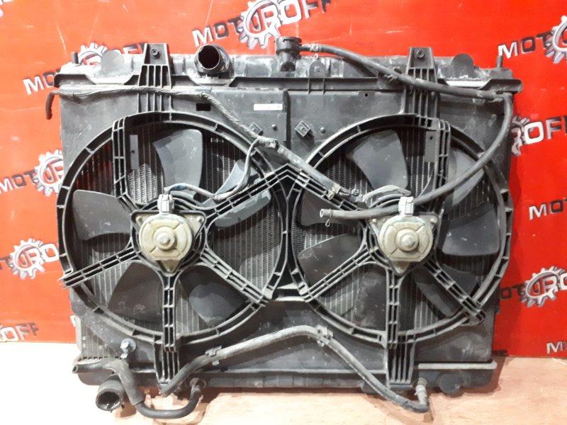 Радиатор двигателя Nissan Serena TC24 QR20DE 1999 (б/у)