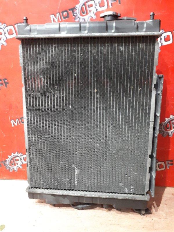 Радиатор двигателя Nissan Cube AZ10 CGA3DE 1998 (б/у)