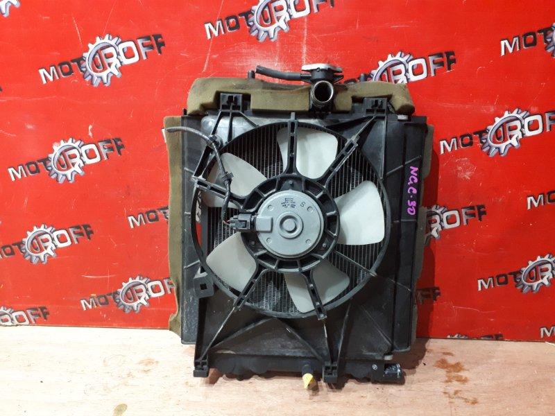 Радиатор двигателя Toyota Passo NGC30 1NR-FE 2010 (б/у)