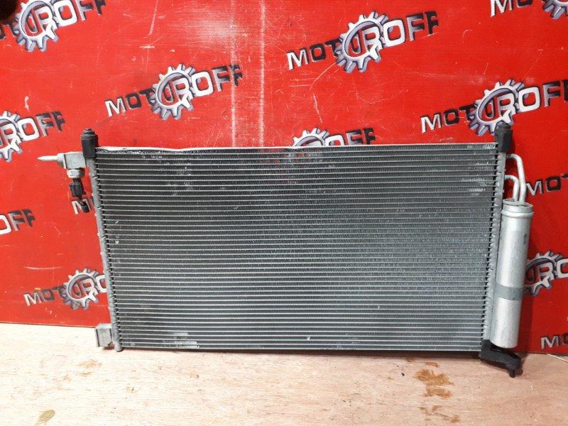 Радиатор кондиционера Nissan Note E11 HR15DE 2005 (б/у)