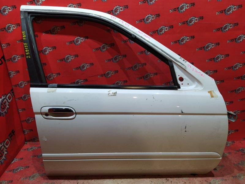 Дверь боковая Nissan Sunny FB15 QG15DE 1998 передняя правая (б/у)