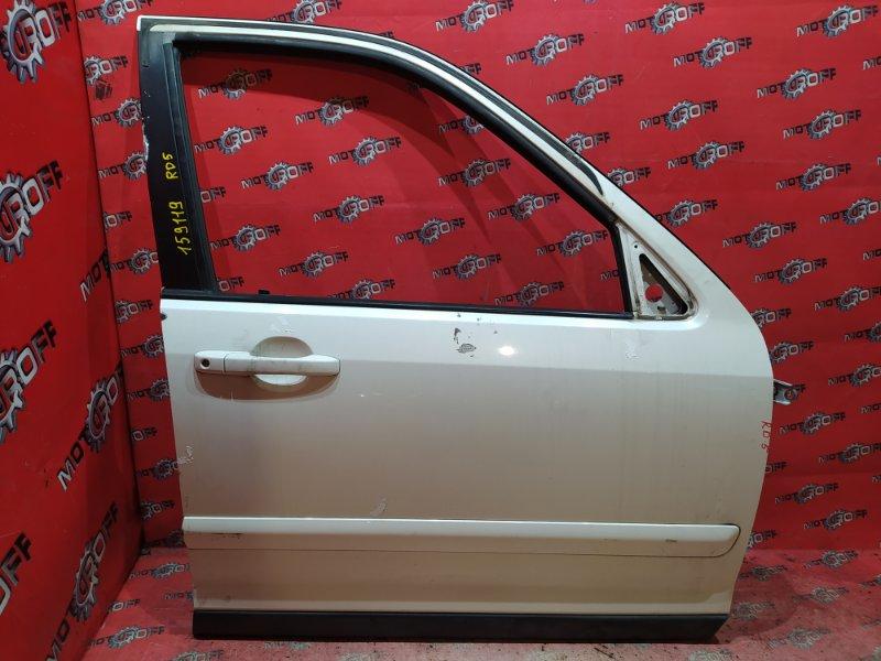 Дверь боковая Honda Cr-V RD5 K20A 2001 передняя правая (б/у)