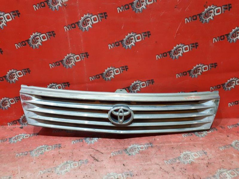 Решетка радиатора Toyota Estima Emina CXR10G 3C-T 1996 (б/у)
