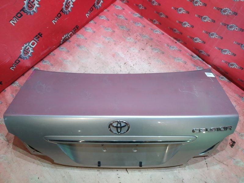 Крышка багажника Toyota Celsior UCF31 3UZ-FE 2003 задняя (б/у)