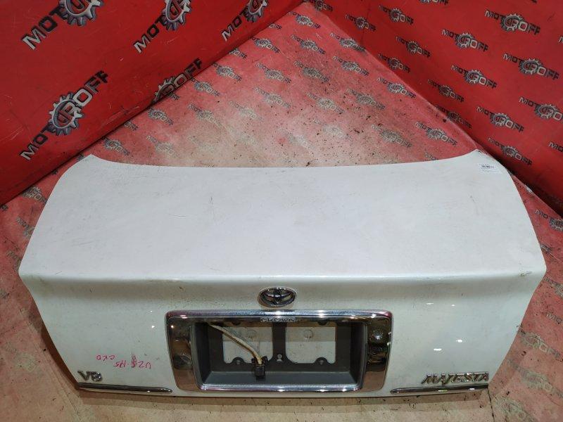 Крышка багажника Toyota Crown Majesta UZS175 1UZ-FE 1999 задняя (б/у)