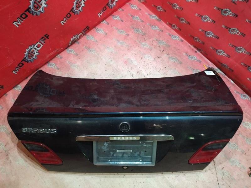 Крышка багажника Mercedes E320 W210 112.941 1999 задняя (б/у)