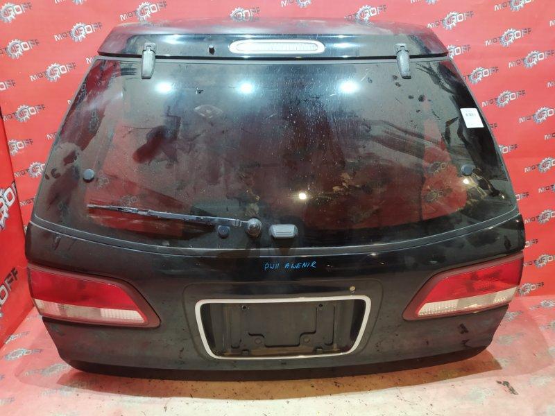 Дверь задняя багажника Nissan Avenir W11 QG18DE 1998 задняя (б/у)