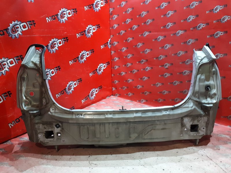 Задняя панель кузова Mazda Familia S-Wagon BJFW FS-ZE 1998 задняя (б/у)