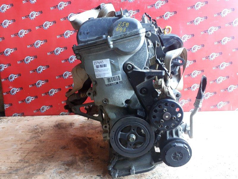 Двигатель Toyota Corolla NZE121 1NZ-FE 2003 (б/у)