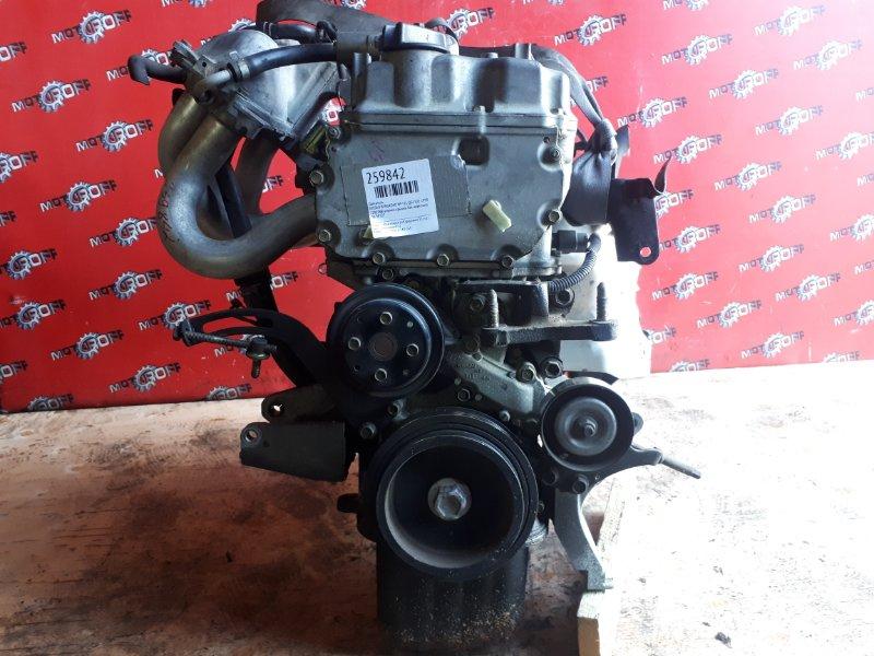 Двигатель Nissan Wingroad WFY11 QG15DE 1999 (б/у)